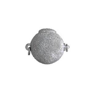 画像1: クリック【 球:直径12.5mm / M 】スターダスト[ SV925 / 一連用 ]