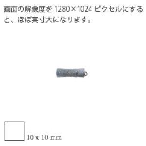 画像2: スムース【 筒型:最大径5mm / S】スターダスト[ SV925 / 一連用 ]